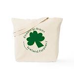 Eireann go Brach Tote Bag