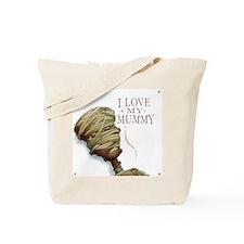 Cute Mummy Tote Bag