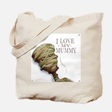 Funny I love egypt Tote Bag
