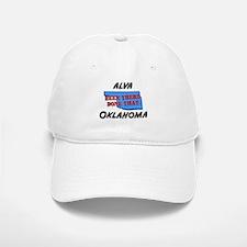 alva oklahoma - been there, done that Baseball Baseball Cap