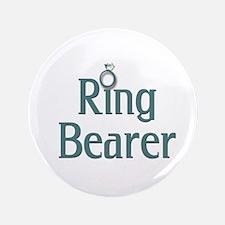 """Ring Bearer 3.5"""" Button"""