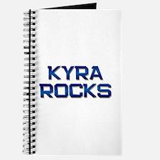 kyra rocks Journal