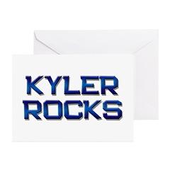 kyler rocks Greeting Cards (Pk of 20)