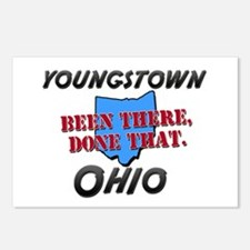 youngstown ohio - been there, done that Postcards