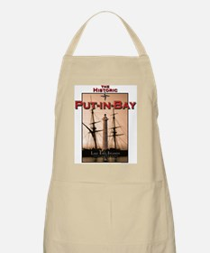 Put-in-Bay Lake Erie Islands BBQ Apron