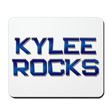 kylee rocks Mousepad