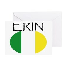 Erin Greeting Cards (Pk of 10)