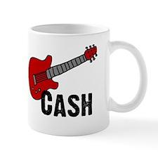 Guitar - Cash Mug