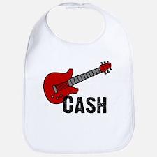 Guitar - Cash Bib