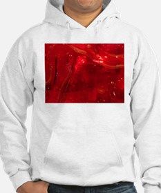 HOT COLORS AND COOL TEXTURES Hoodie
