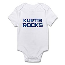 kurtis rocks Infant Bodysuit