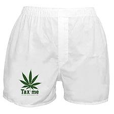 AB 390 Tax me Boxer Shorts