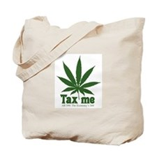 AB 390 Tax me Tote Bag