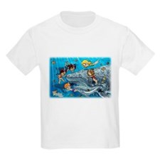 Fiaba and Friends Whale Song T-Shirt