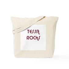 TESSA ROCKS Tote Bag