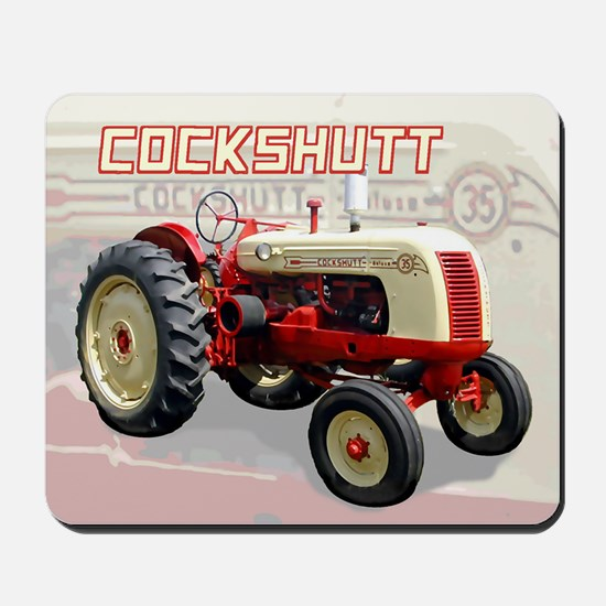 Cockshutt Tractor Mousepad