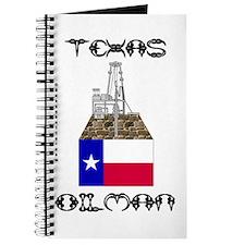 Texas Oilman JournalTexas Oilman Calendar Print, O