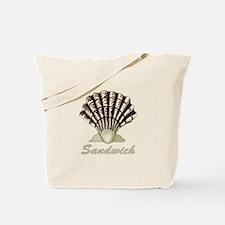 Sandwich Shell Tote Bag