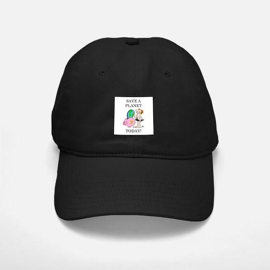 """Save A Planet"" Baseball Hat"