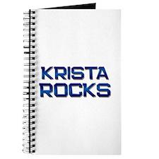 krista rocks Journal