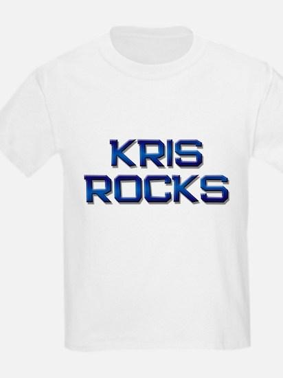 kris rocks T-Shirt