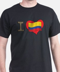 I heart Colombia T-Shirt