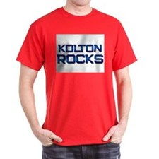 kolton rocks T-Shirt