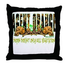 Military Throw Pillow