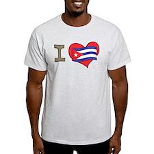 I heart Cuba T-Shirt