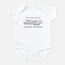 Unique Leftist Infant Bodysuit