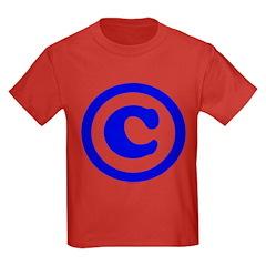 Copyright Symbol T