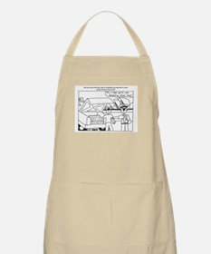 Keep Hay in the Trunk BBQ Apron