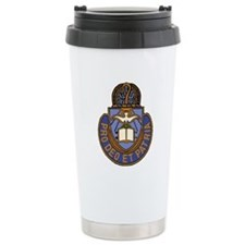Chaplain Crest Travel Mug