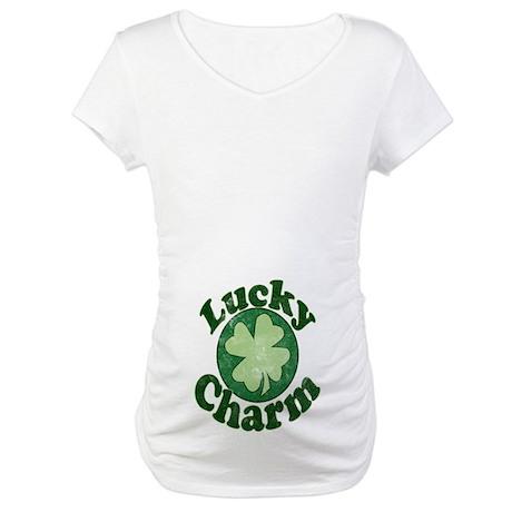 Wee Irish Maternity T-Shirt