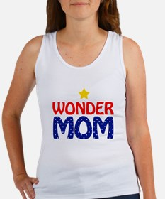 Wonder Mom Women's Tank Top
