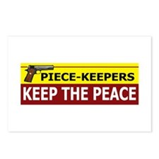 Piece-Keepers Keep The Peace Postcards (Package of