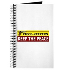 Piece-Keepers Keep The Peace Journal