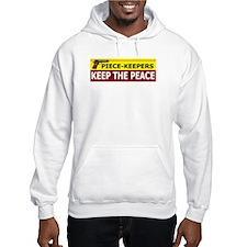 Piece-Keepers Keep The Peace Hoodie