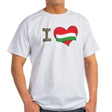 I heart Hungary T-Shirt