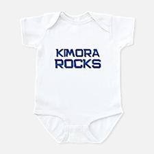 kimora rocks Infant Bodysuit