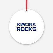 kimora rocks Ornament (Round)