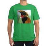 Gold Brabanter Men's Fitted T-Shirt (dark)
