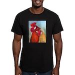 Buttercup Pair Men's Fitted T-Shirt (dark)