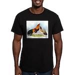 Cubalaya Games Men's Fitted T-Shirt (dark)