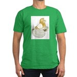 English Trumpeter Cream Bar Men's Fitted T-Shirt (