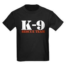 K-9 Rescue Team T