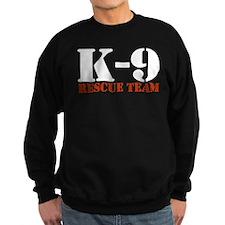 K-9 Rescue Team Sweatshirt