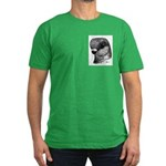 Stettiner Shortface Pigeon Men's Fitted T-Shirt (d