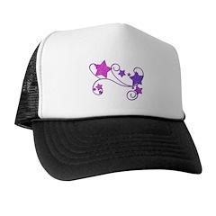 Glitter Stars Trucker Hat