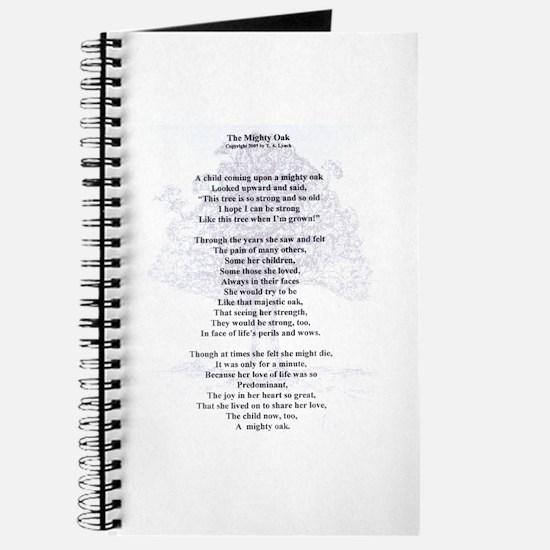 The Mighty Oak Journal